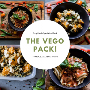 The Vegetarian Pack