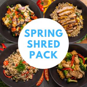 Spring Shred Pack